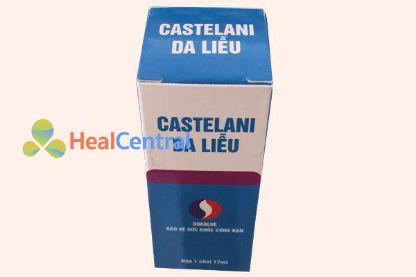Hộp thuốc Castellani 15 ml
