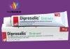 Diprosalic ointment