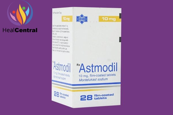 Hộp thuốc Astmodil