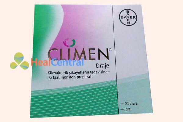 Hộp thuốc Climen