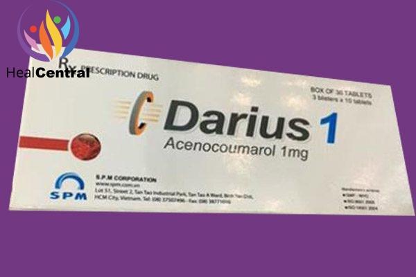 Hộp thuốc Darius