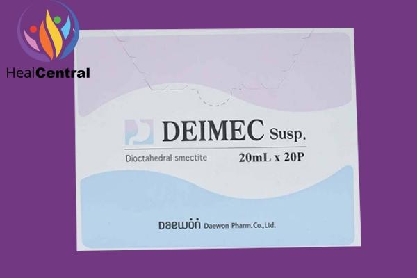 Hộp thuốc Deimec