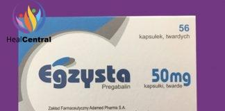 Hộp thuốc Egzysta
