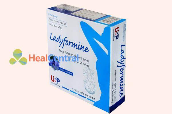 Hộp thuốc Ladyformine