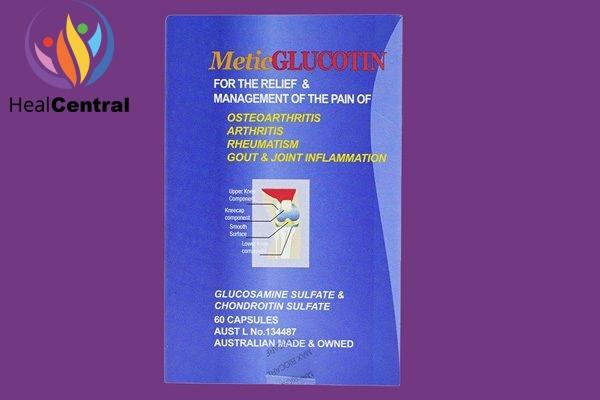 Hộp thuốc Metic glucotin