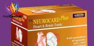 Hộp thuốc Neurocard plus