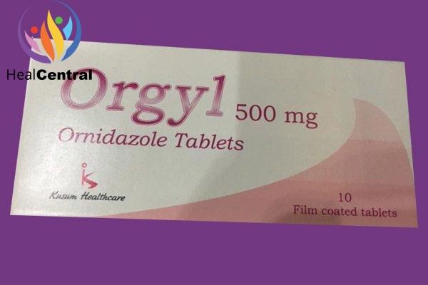 Hộp thuốc Orgyl