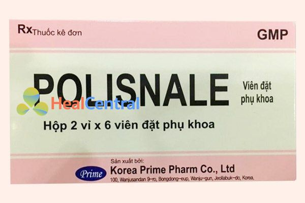 Hộp thuốc Polisnale