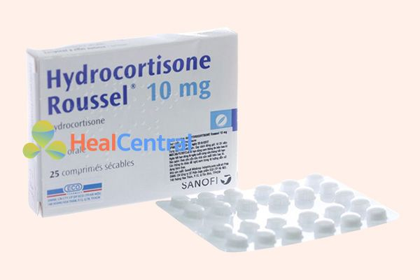Thuốc Hydrocortisone roussel