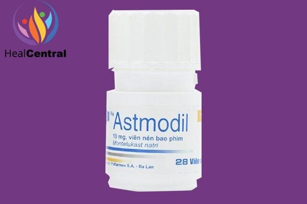 Lọ thuốc Astmodil