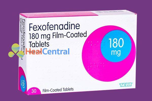 Thuốc Fexofenadine 180mg