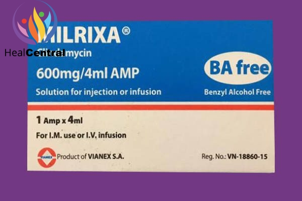 Thuốc Milrixa
