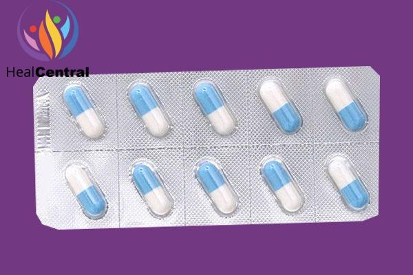 Vỉ thuốc Broncho-Vaxom