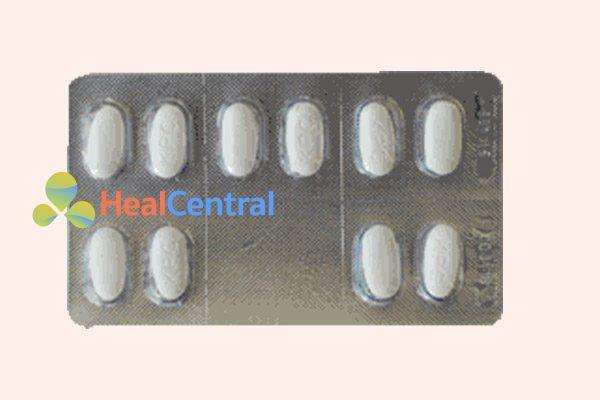 Vỉ thuốc Magnesi B6