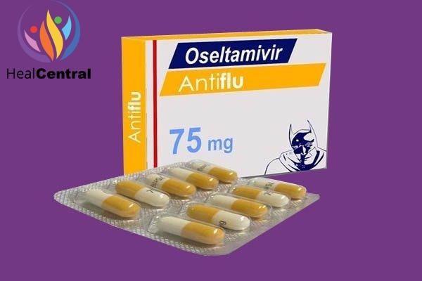 Thuốc Antiflu 75mg