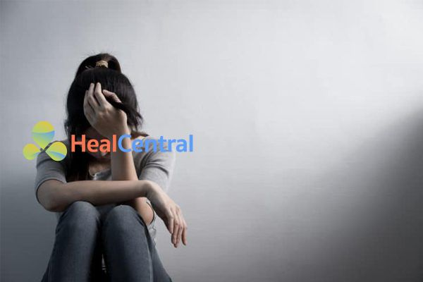 Bệnh nhân bị trầm cảm