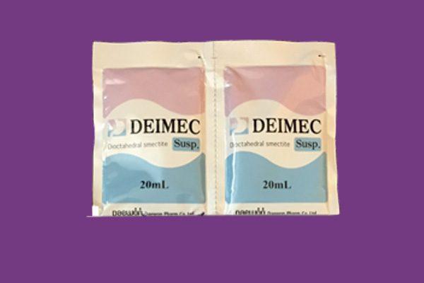 Gói thuốc Deimec