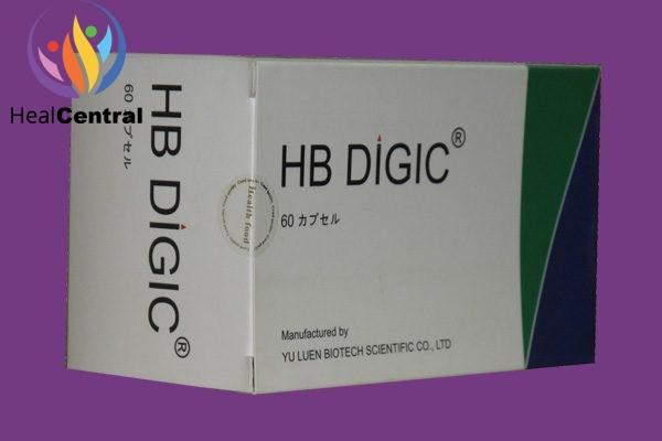 Hộp thuốc HB Digic