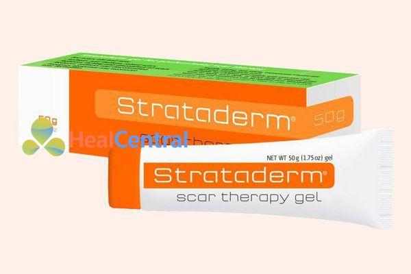 Hộp thuốc Strataderm