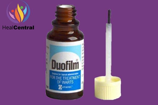 Lọ thuốc Duofilm