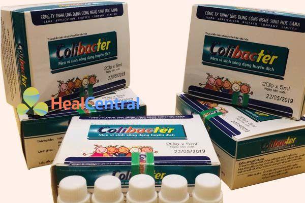 Men vi sinh Bạch Mai Colibacter