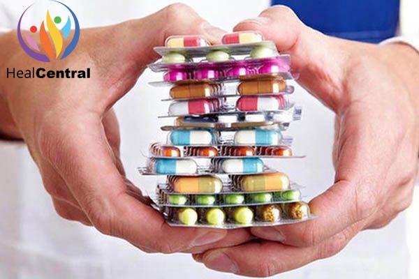 Tất cả kháng sinh đều không có tác dụng điều trị bệnh phổi bí ẩn