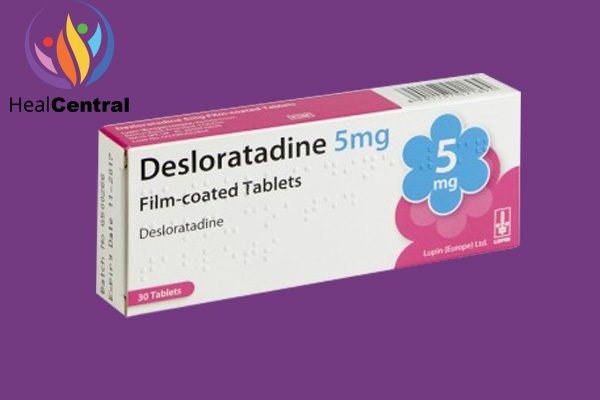 Thuốc Desloratadine