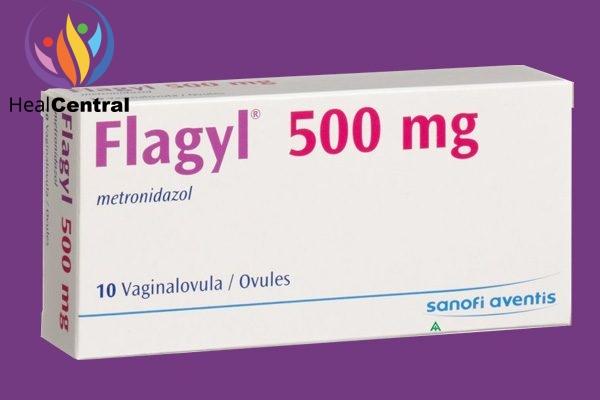 Thuốc Flagyl 500mg