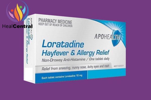 Thuốc Loratadine