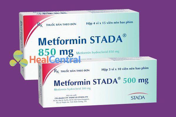 Thuốc Metformin