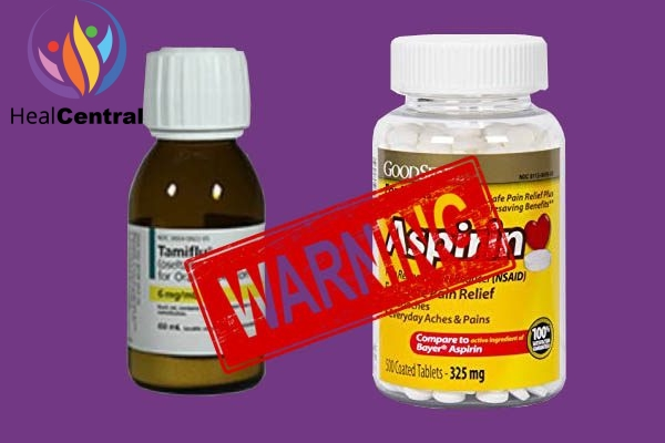 Tương tác thuốc của Oseltamivir
