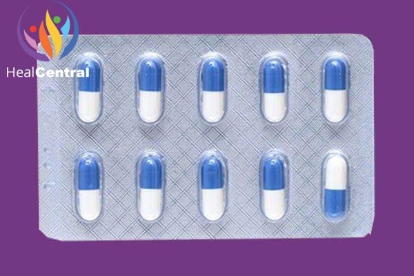 Vỉ thuốc Leolen forte