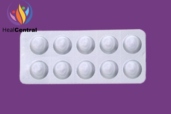 Vỉ thuốc Phagofi 10