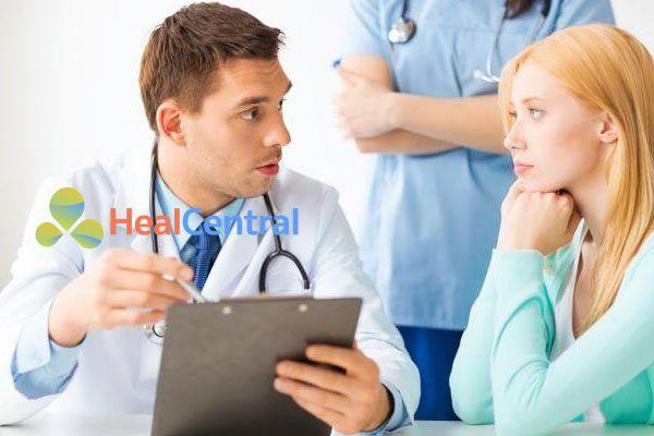 Bác sĩ tư vấn sử dụng sản phẩm Nhũ ngọc