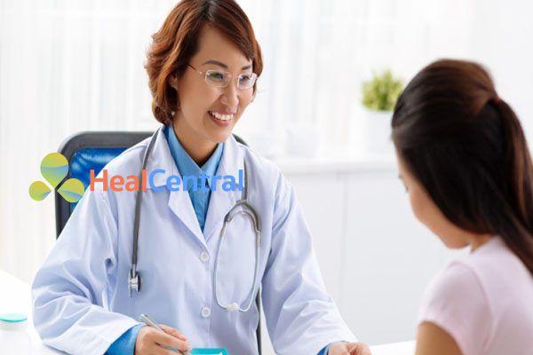 Bác sĩ tư vấn sử dụng thuốc Dimin