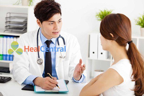 Bác sĩ tư vấn sử dụng thuốc Domuvar