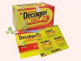 Thuốc Decolgen
