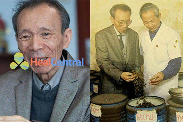 Dược sĩ Phan Quốc Kinh.