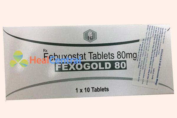 Fexogold 80