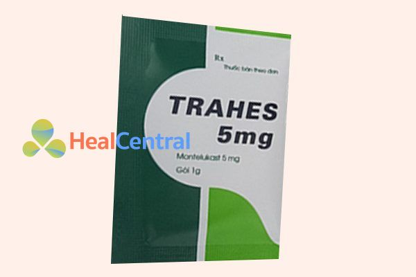 Gói thuốc Trahes