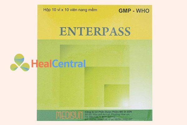 Hộp thuốc Enterpass
