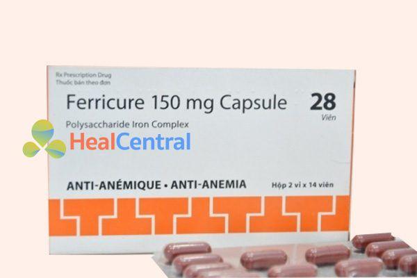 Hộp thuốc Ferricure