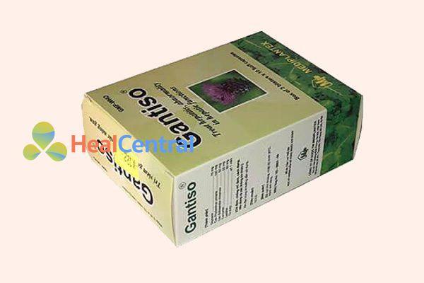 Hộp thuốc Gantiso