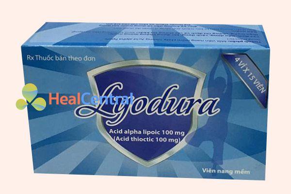 Hộp thuốc Lyodura