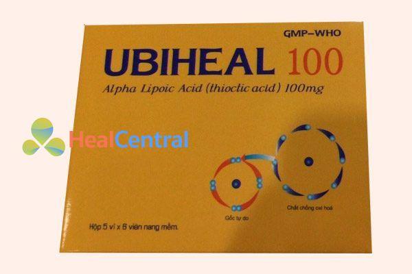 Hộp thuốc Ubiheal