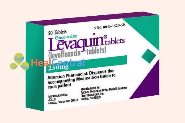 Thuốc Levaquin