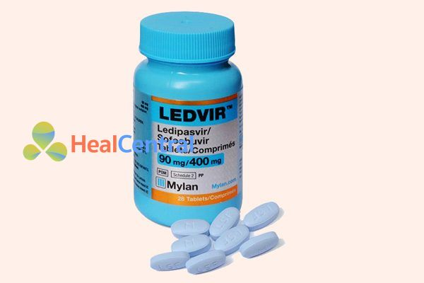 Lọ thuốc Ledvir