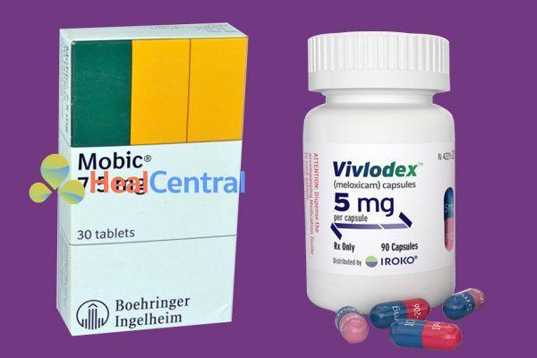 Thuốc Mobic và Vivlodex