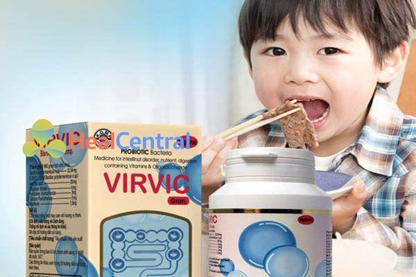 Thuốc Virvic gran