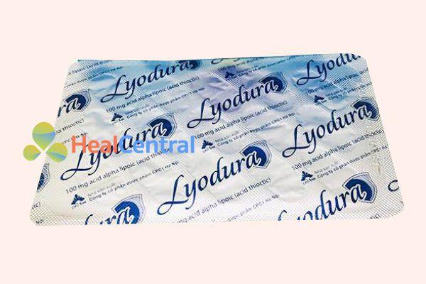 Vỉ thuốc Lyodura